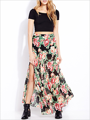 Tea length skirts | Sheknows.ca