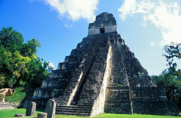 Frequent Flier: Visiting the Mayan site