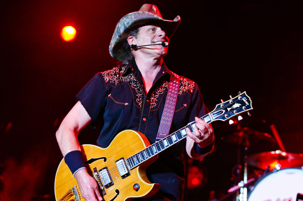 Ted Nugent and the Civil War