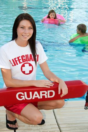 Teen Lifeguard