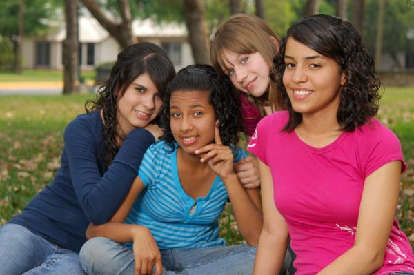 teenage girlfriends