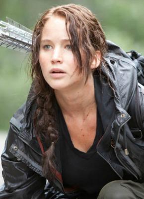 Katniss Everdeen - The Hunger Games