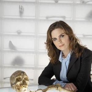 Temperance Brennan on Bones