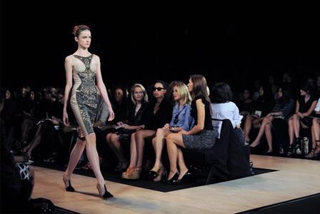 Show at New York Fashion Week
