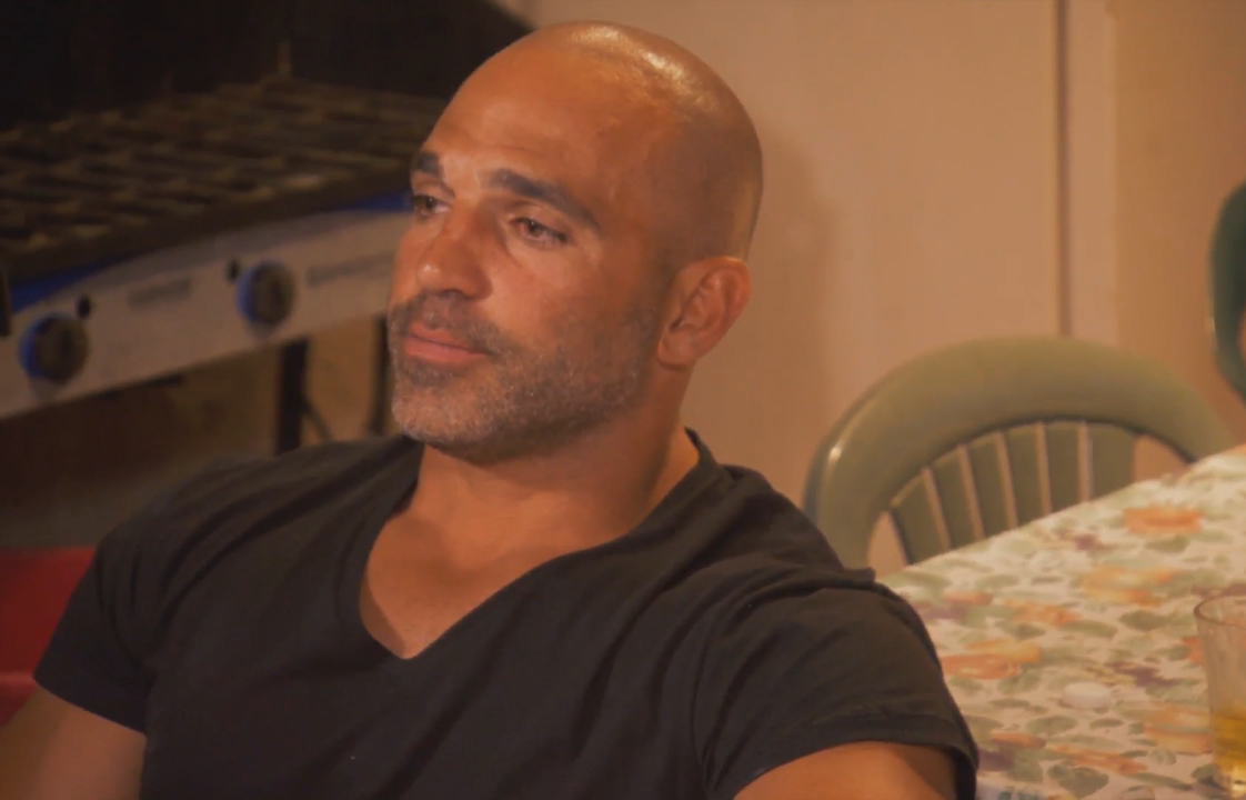 Joe Gorga Contemplates