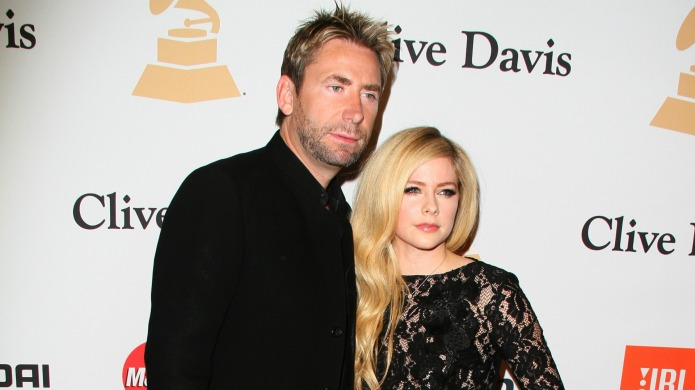 Avril Lavigne sparks more Chad Kroeger