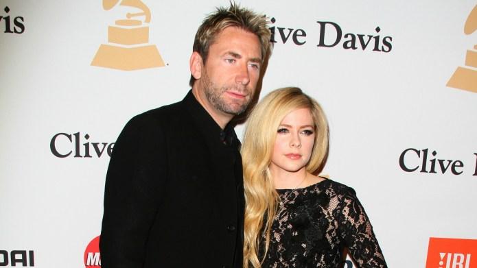 Avril Lavigne sparks more Chad Kroeger