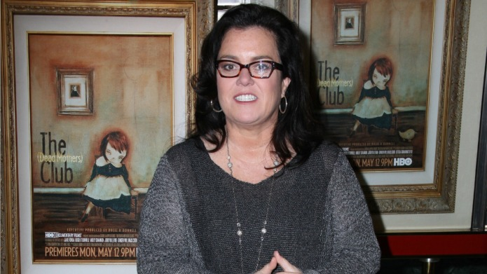 Rosie O'Donnell's fight with The View