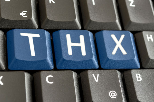 Thanks (THX) social media slang | Sheknows.com