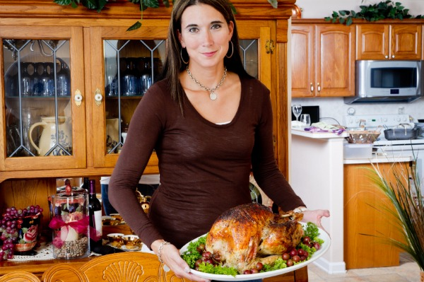 Thanksgiving dinner - what to wear