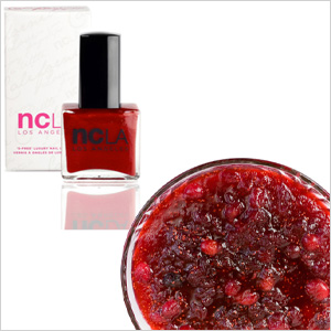 Cranberry sauce & NCLA