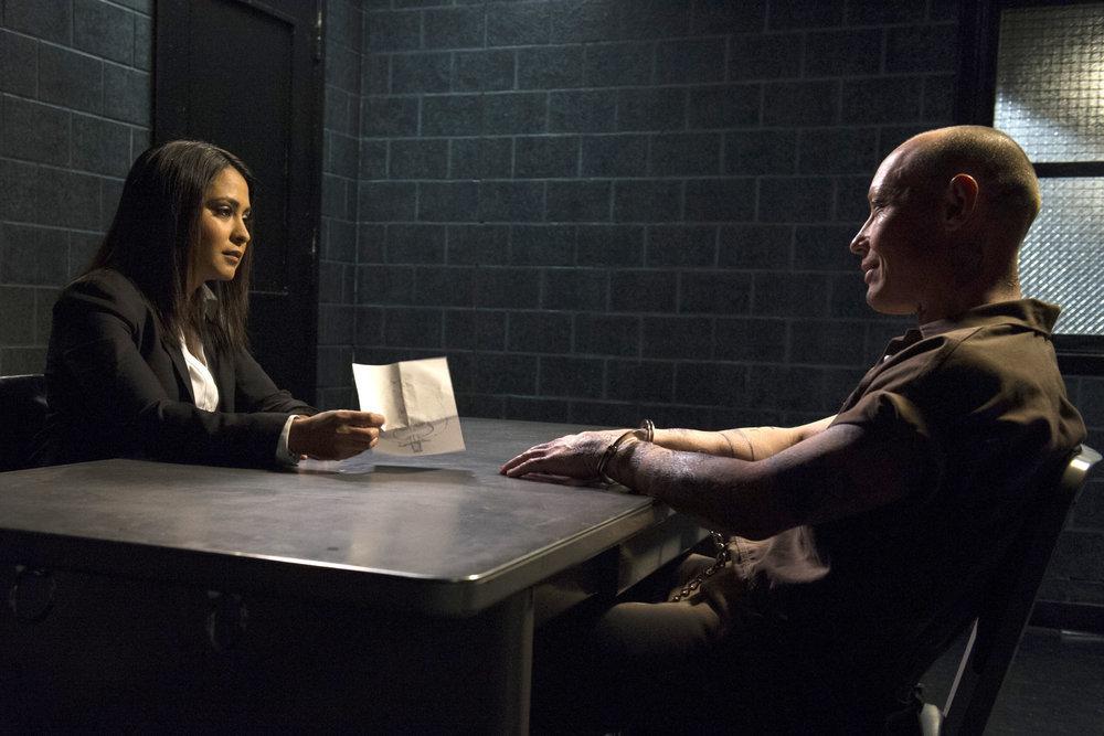 The Blacklist Season 1 finale