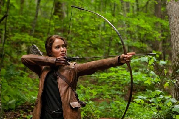 The Hunger Games - Katniss Everdeen