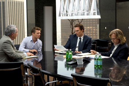 Ryan Phillippe and Matthew McConaughey in The Lincoln Lawyer