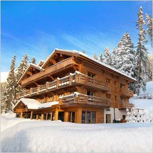 The Alps Lodge in Verbier, Switzerland