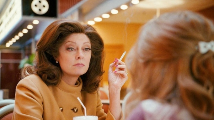 Susan Sarandon in the film 'The Lovely Bones.'