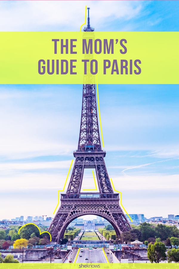 Mom's Guide to Paris: Pin it!