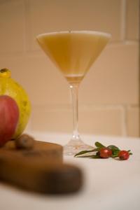 Pear-fect Lady