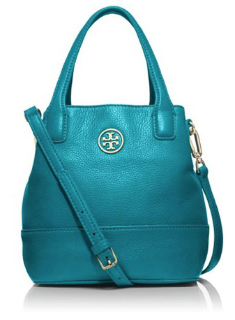 The tote: Tory Burch Tiny Michelle Tote $275