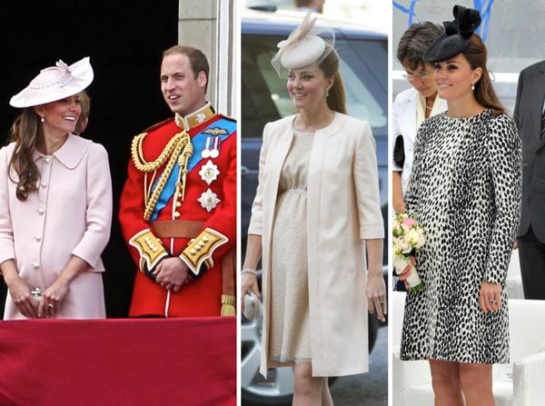 Kate Middleton, June 2013