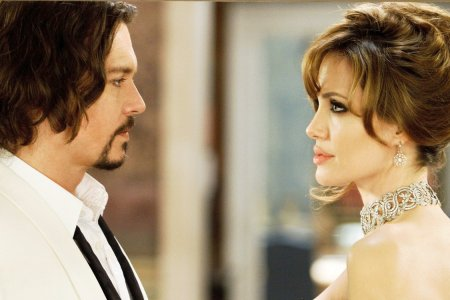 The Tourist stars Johnny Depp and Angelina Jolie