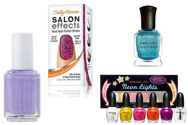 Summer nail products