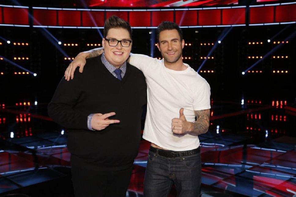 Jordan and Adam