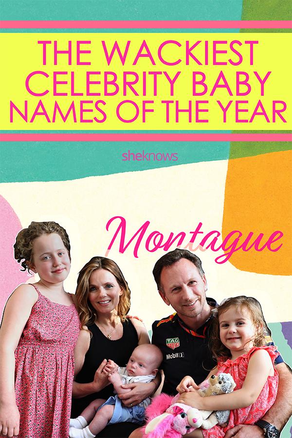 Wackiest celebrity baby names of 2017