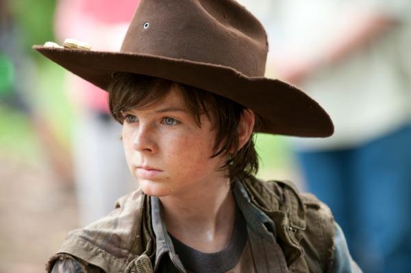 The Walking Dead -- Carl