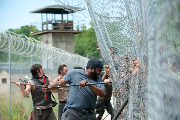 The Walking Dead Season 4 - Who is the traitor?