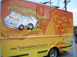 The Grilled Cheese Food Truck