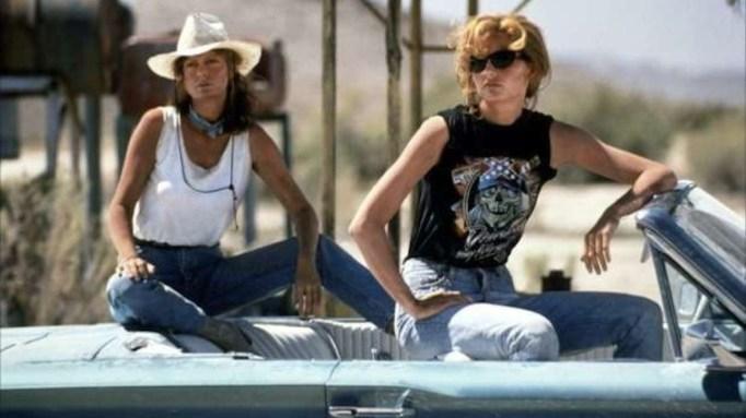 Susan Sarandon and Geena Davis in 'Thelma & Louise.'