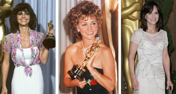 Sally Field at the Oscars