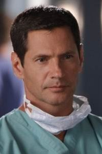 Thomas Calabro is Dr Mancini on Melrose Place