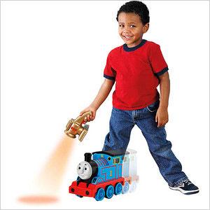 Thomas the tank engine follow me