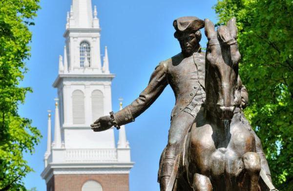 Freedom Trail -- Boston, Massachusetts