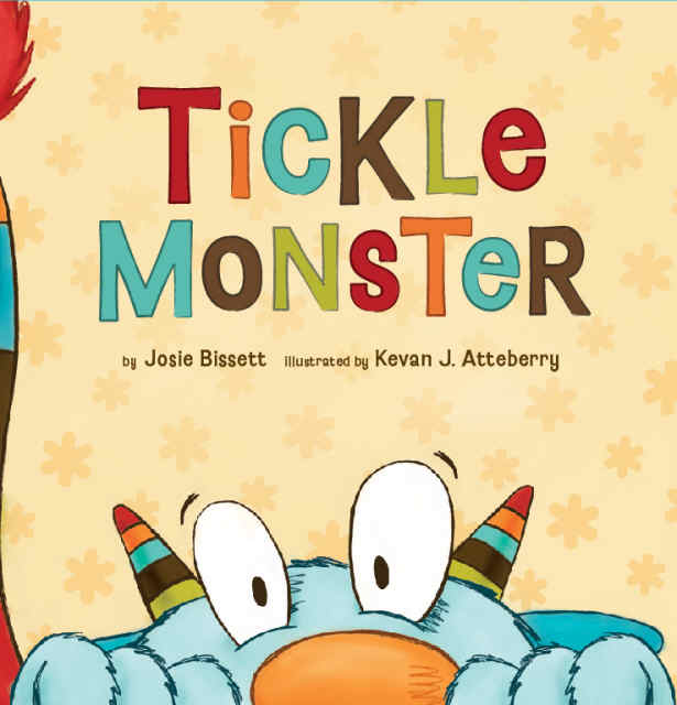Tickle Monster by Joie Bissett