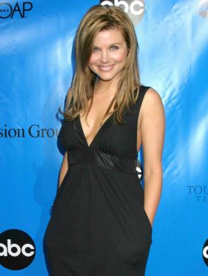 Actress Tiffani Theissen