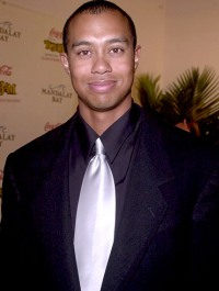 Tiger Woods in happier days