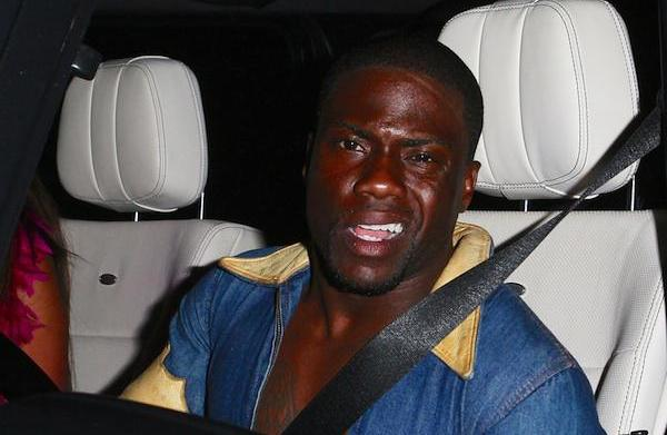 Kevin Hart arrested: DUI charge a