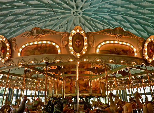 Tilden Park Carousel