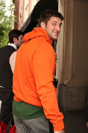 Tim Tebow and Camilla Belle: the love is gone!