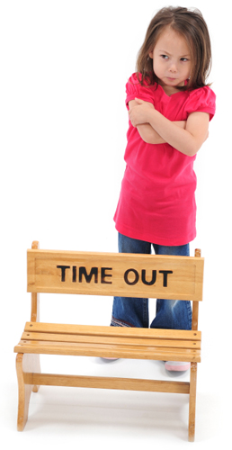 Child in time-out