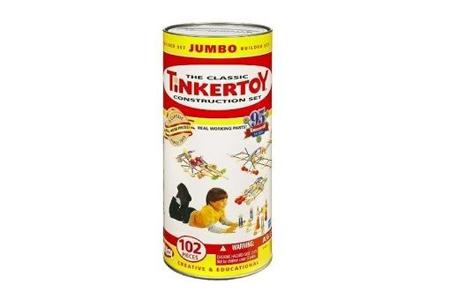 Tinkertoy set