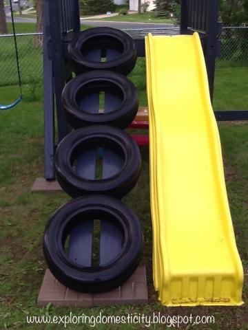child ladder