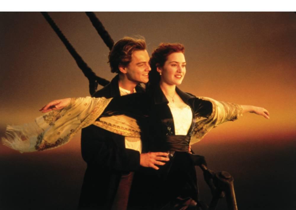 Jack Dawson in Titanic