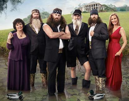 Duck Dynasty: My parenting model