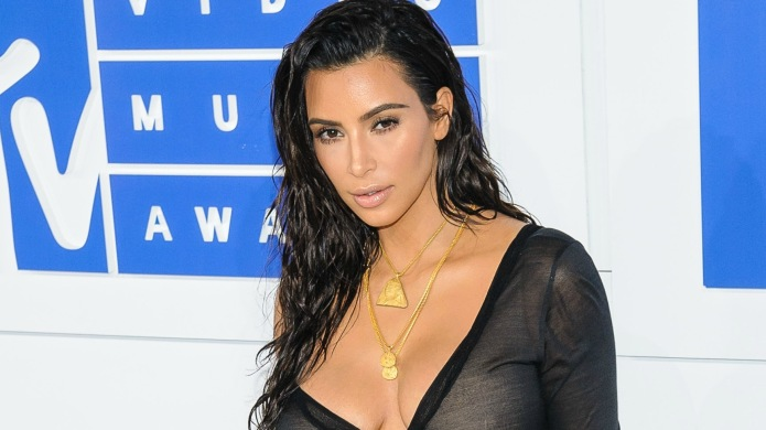 Even Kim Kardashian West's butt has