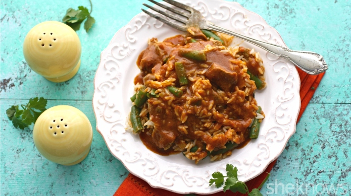 Easy lamb curry recipe to get