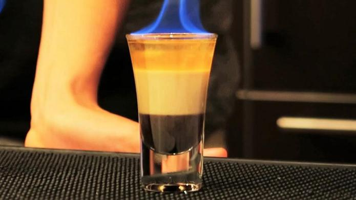 B52 cocktail